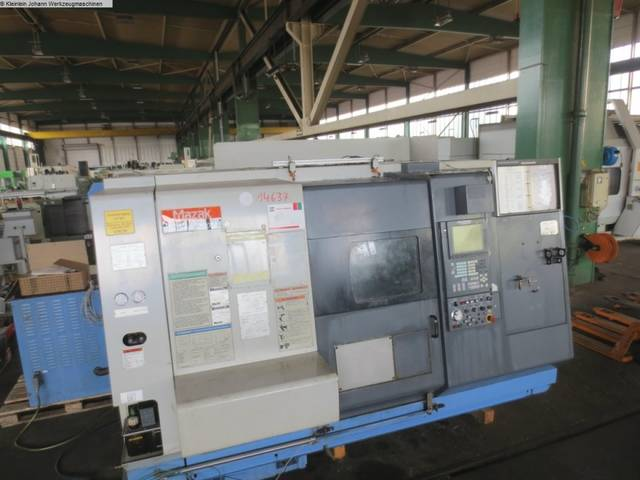 more images Lathe machine Mazak SQR 200 M