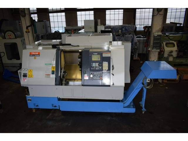 more images Lathe machine Mazak SQT 250 MS