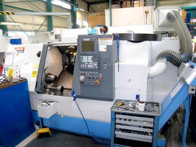 more images Lathe machine Mazak SQT 250 M 100 L