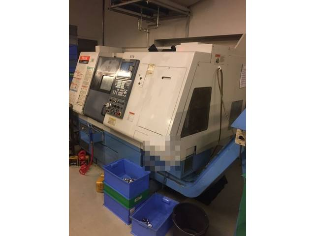 more images Lathe machine Mazak Super Quick Turn MSY 100