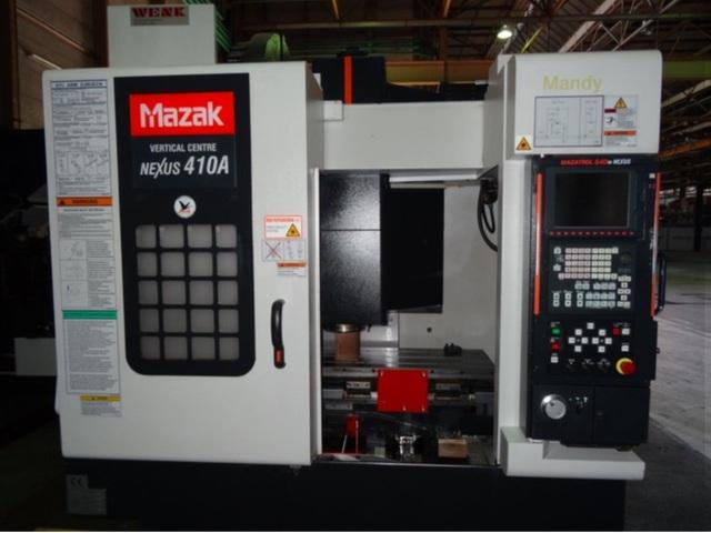 more images Milling machine Mazak VC Nexus 410 A