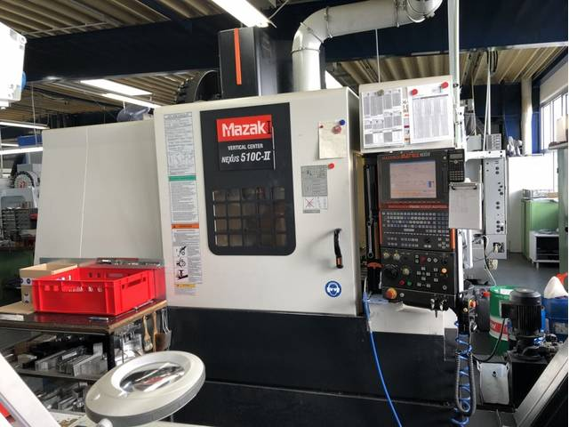 more images Milling machine Mazak VC Nexus 510 C II  4. ax, Y.  2007
