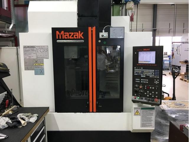 more images Milling machine Mazak VC Smart 430 A