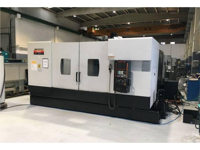 more images Milling machine Mazak VTC 300 C II, Y.  2005
