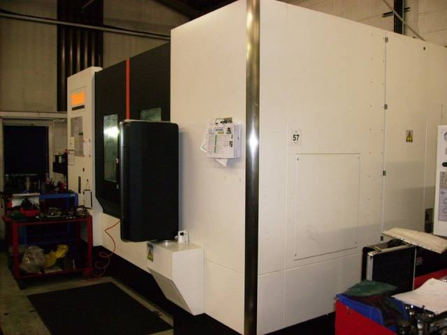 more images Milling machine Mazak VTC 530 C, Y.  2016