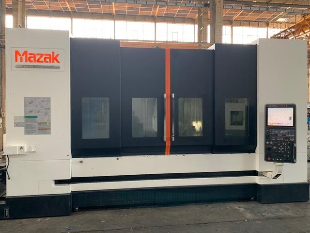 more images Milling machine Mazak VTC 800/30 SR, Y.  2012