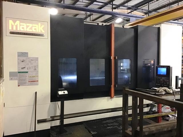more images Milling machine Mazak VTC 800 / 30 HD, Y.  2015