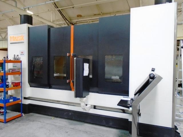 more images Milling machine Mazak VTC 800 / 30 SDR, Y.  2014