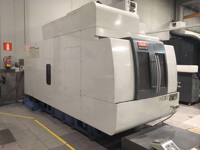 more images Milling machine Mazak Variaxis 630 5X, Y.  2003