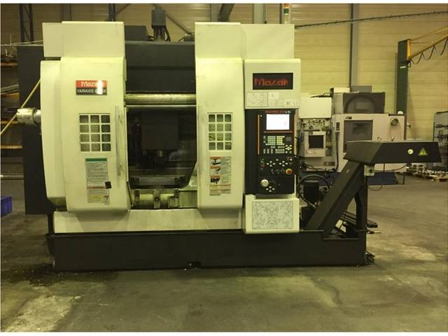 more images Milling machine Mazak Variaxis 630 5X, Y.  2004