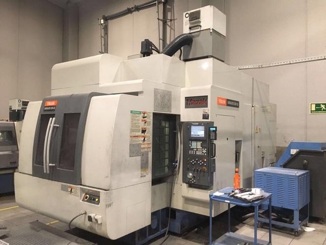 more images Milling machine Mazak Variaxis 630 5X