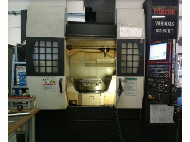 more images Milling machine Mazak Variaxis 630 5 X II T, Y.  2008