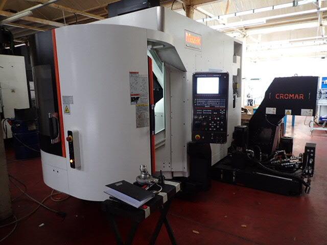 more images Milling machine Mazak Variaxis J-500 (4+1), Y.  2015