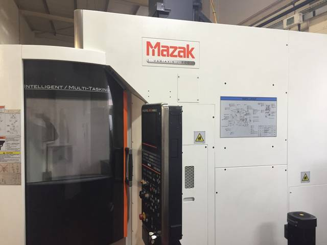 more images Milling machine Mazak Variaxis J 500