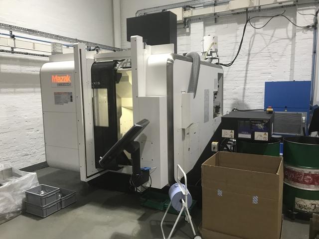 more images Milling machine Mazak Variaxis i 500, Y.  2016