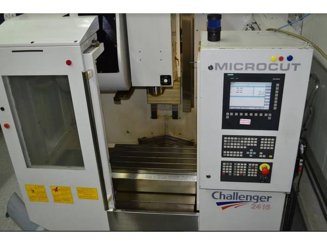 more images Milling machine Microcut Challanger MCV 2416