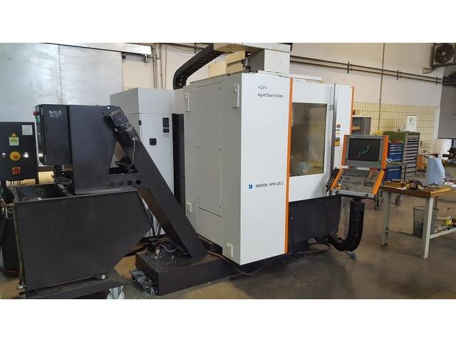 more images Milling machine Mikron HPM 450 U