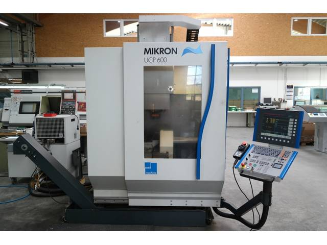 more images Milling machine Mikron UCP 600, Y.  2004