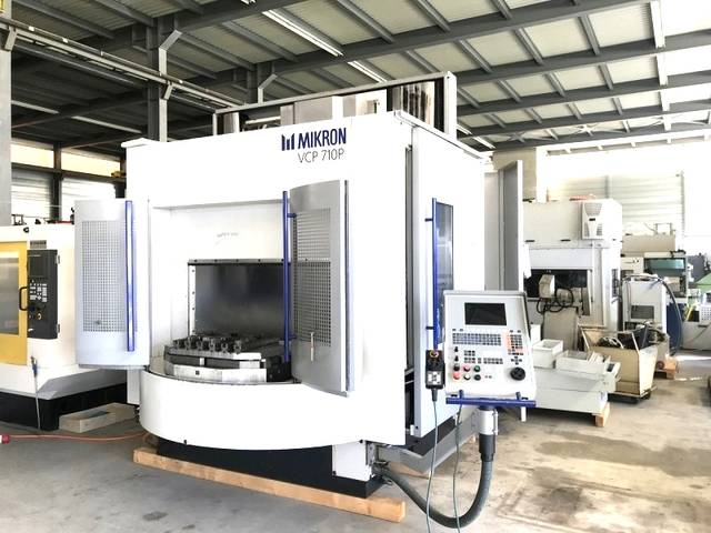 more images Milling machine Mikron VCP 710, Y.  1998