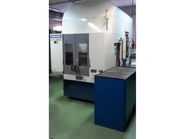more images Milling machine Mori Seiki CV 500 APC