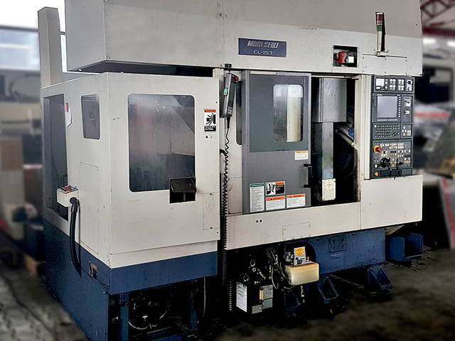 more images Lathe machine Mori Seiki CL 153 M ladeportal/gentry