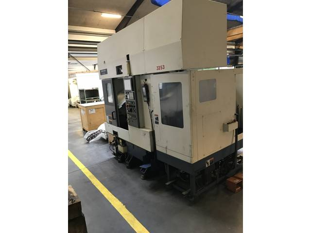 more images Lathe machine Mori Seiki CL 200 BM