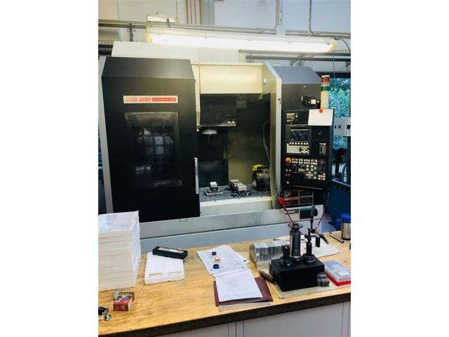 more images Milling machine Mori Seiki DuraVertical 5080, Y.  2006