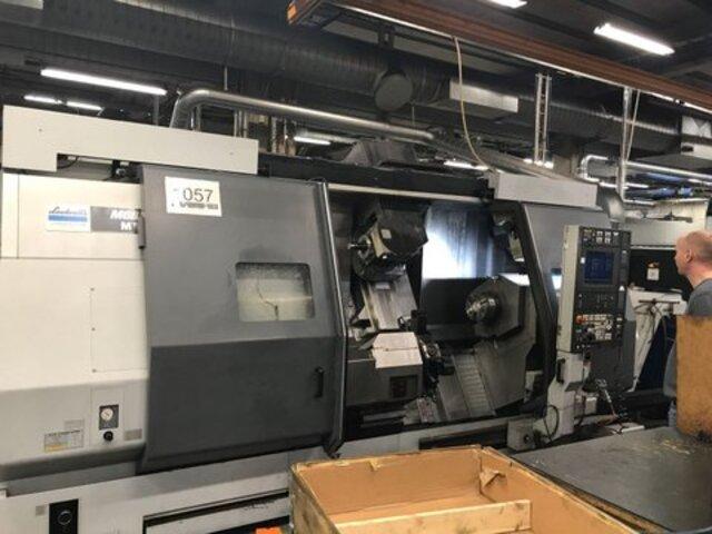 more images Lathe machine Mori Seiki MT 2500 SZ / 1500