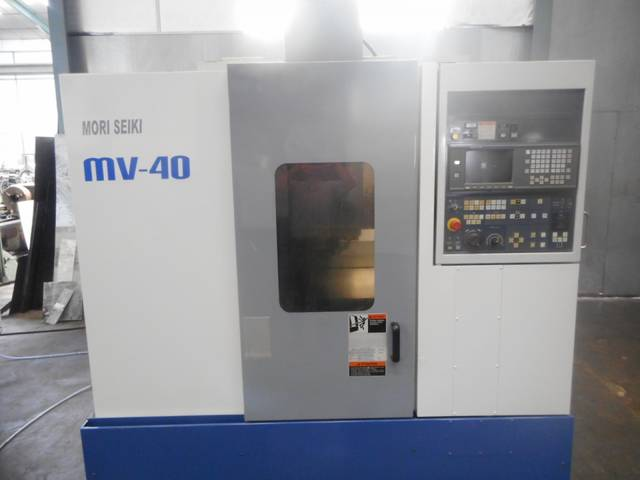 more images Milling machine Mori Seiki MV 40 M, Y.  0