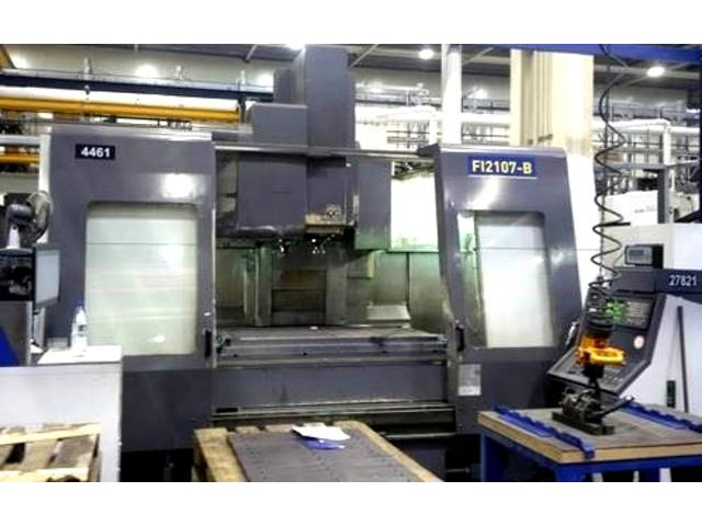 more images Milling machine Mori Seiki MV 65 B