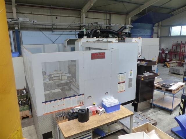 more images Milling machine Mori Seiki NH 6300 DCG APC 6, Y.  2012