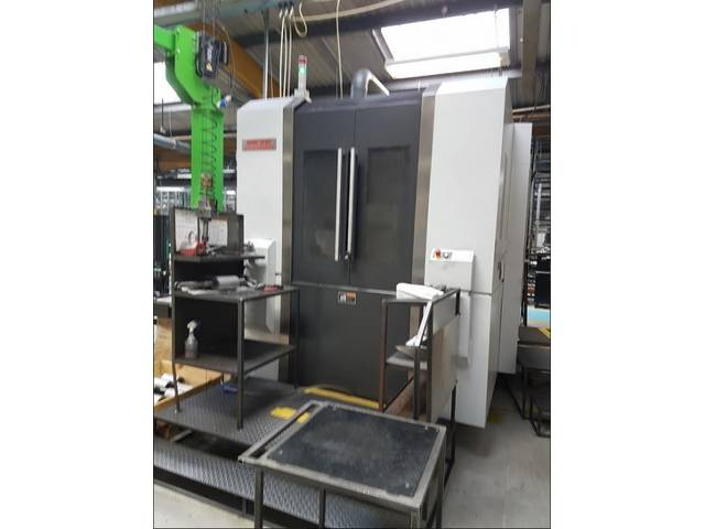 more images Milling machine Mori Seiki NH 6300 DCG II, Y.  2010