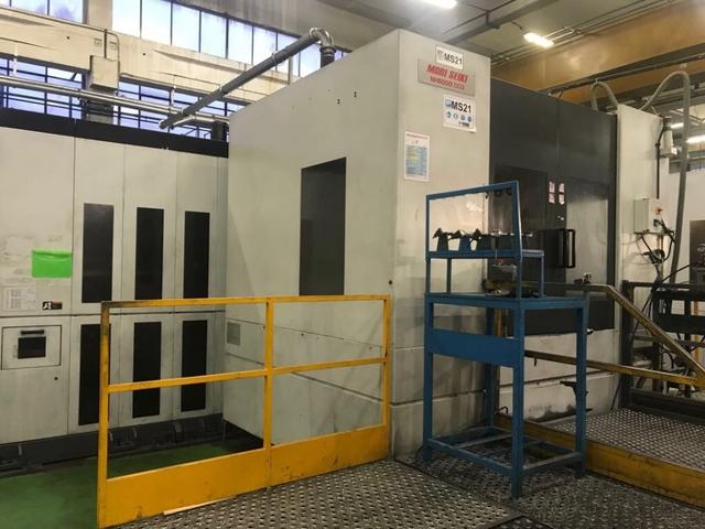 more images Milling machine Mori Seiki NH 8000