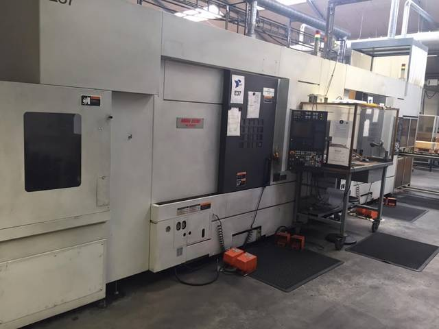 more images Lathe machine Mori Seiki NL 2500 S / 700 x 2 + Gantry