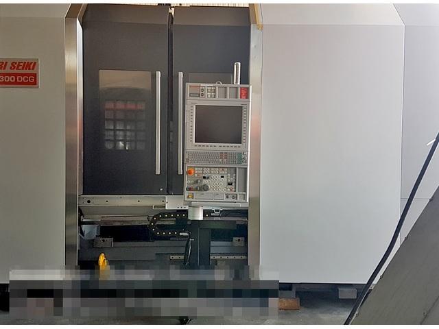 more images Lathe machine Mori Seiki NT 4300 DCG / 1000