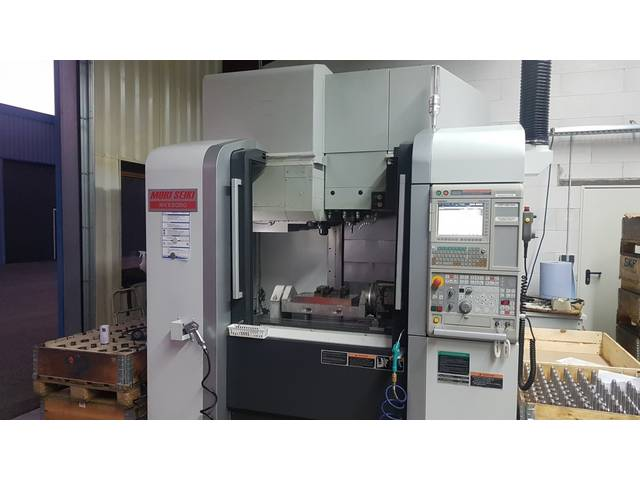 more images Milling machine Mori Seiki NVX 5080 / 40, Y.  2011
