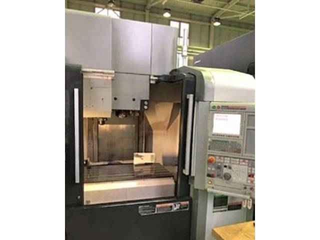 more images Milling machine Mori Seiki NVX 5080 / 40, Y.  2013