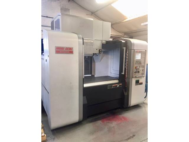 more images Milling machine Mori Seiki NVX 5100 / 40, Y.  2011
