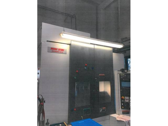 more images Milling machine Mori Seiki NV 4000 DCG
