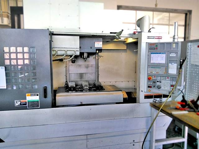 more images Milling machine Mori Seiki NV 5000 a1B / 40, Y.  2014