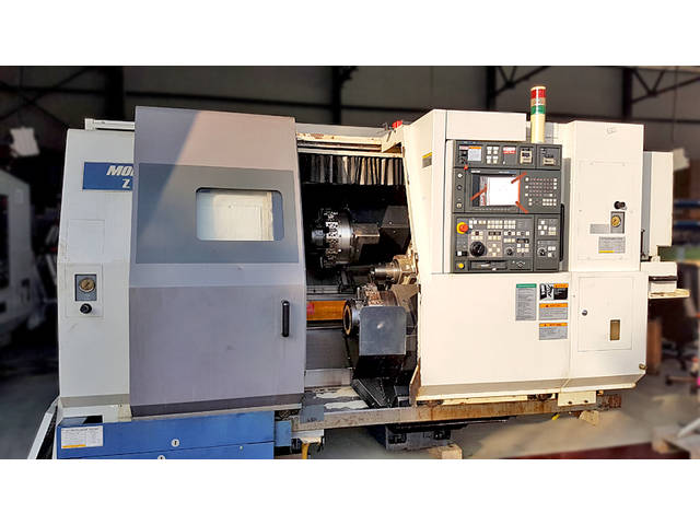 more images Lathe machine Mori Seiki ZL 150 SMC