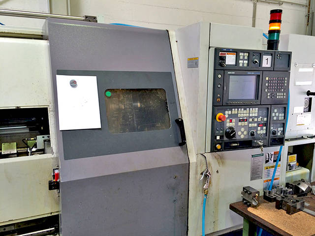 more images Lathe machine Mori Seiki ZL 250 SMC
