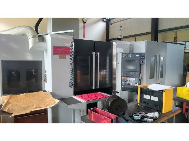 more images Milling machine Mori Seiki NMV 5000 DCG