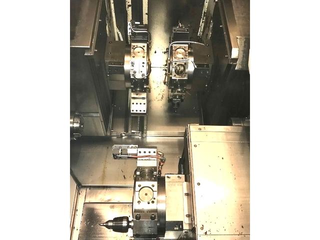 more images Lathe machine Nakamura Super NTM 3