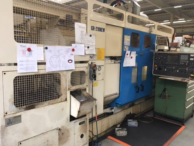more images Lathe machine Nakamura TW 20 MMYY portal/gentry