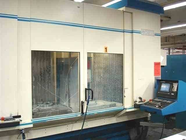 more images Milling machine Norte VS 500 Speed, Y.  1997
