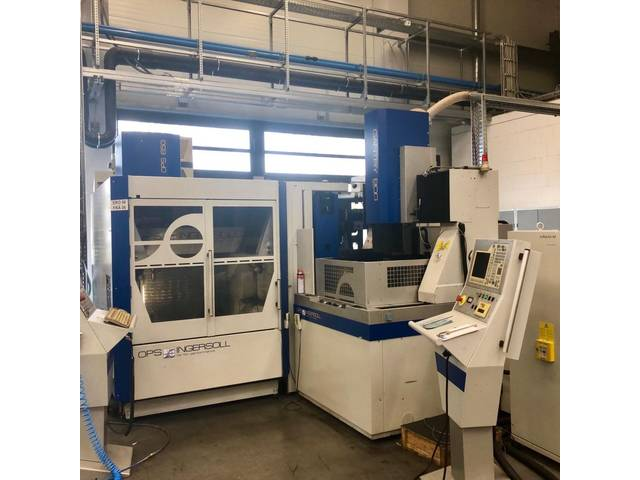 more images Milling machine OPS Ingersoll OPS 650 + Gantry 800 + IMC 5, Y.  2006