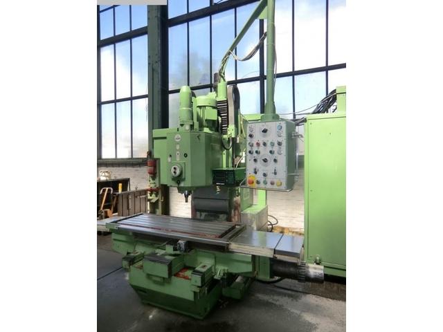 more images Oerlikon FB1 V Bed milling machine