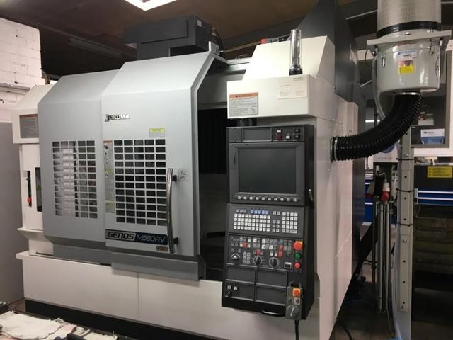 more images Milling machine Okuma Genos M 560 R - V