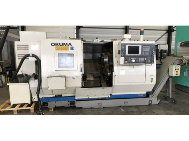 more images Lathe machine Okuma LU 15 M BB